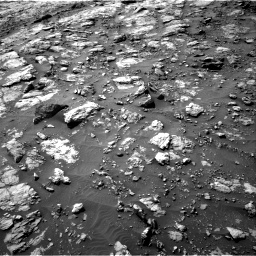 Nasa's Mars rover Curiosity acquired this image using its Right Navigation Camera on Sol 1435, at drive 426, site number 57