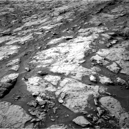 Nasa's Mars rover Curiosity acquired this image using its Right Navigation Camera on Sol 1435, at drive 456, site number 57