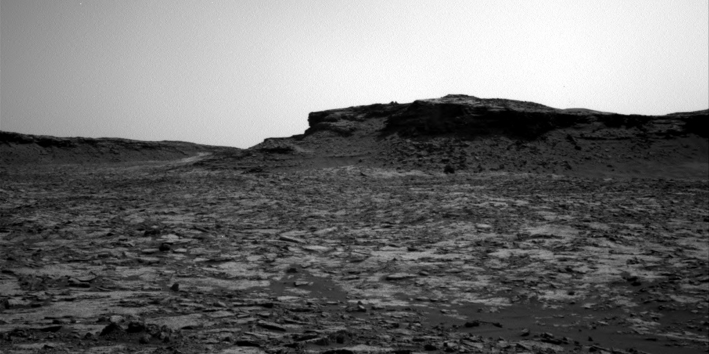 Nasa's Mars rover Curiosity acquired this image using its Right Navigation Camera on Sol 1435, at drive 462, site number 57