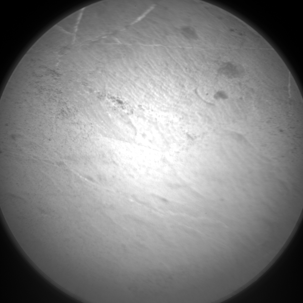 Nasa's Mars rover Curiosity acquired this image using its Chemistry & Camera (ChemCam) on Sol 1437, at drive 462, site number 57
