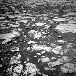 Nasa's Mars rover Curiosity acquired this image using its Left Navigation Camera on Sol 1438, at drive 480, site number 57