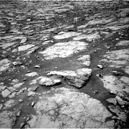 Nasa's Mars rover Curiosity acquired this image using its Right Navigation Camera on Sol 1438, at drive 468, site number 57