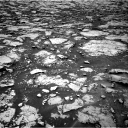 Nasa's Mars rover Curiosity acquired this image using its Right Navigation Camera on Sol 1438, at drive 480, site number 57
