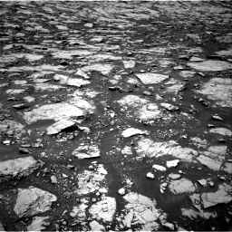 Nasa's Mars rover Curiosity acquired this image using its Right Navigation Camera on Sol 1438, at drive 486, site number 57