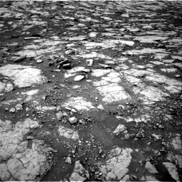 Nasa's Mars rover Curiosity acquired this image using its Right Navigation Camera on Sol 1438, at drive 510, site number 57