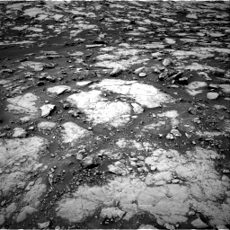 Nasa's Mars rover Curiosity acquired this image using its Right Navigation Camera on Sol 1438, at drive 522, site number 57
