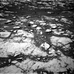Nasa's Mars rover Curiosity acquired this image using its Right Navigation Camera on Sol 1438, at drive 564, site number 57
