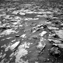 Nasa's Mars rover Curiosity acquired this image using its Right Navigation Camera on Sol 1438, at drive 762, site number 57