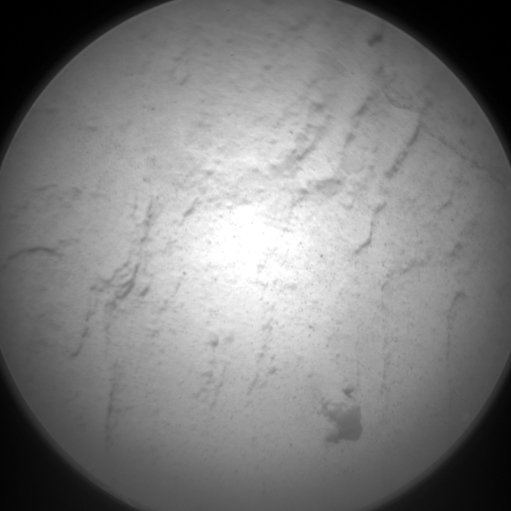 Nasa's Mars rover Curiosity acquired this image using its Chemistry & Camera (ChemCam) on Sol 1439, at drive 774, site number 57