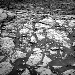 Nasa's Mars rover Curiosity acquired this image using its Left Navigation Camera on Sol 1439, at drive 900, site number 57