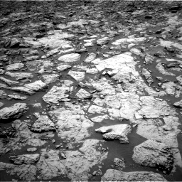 Nasa's Mars rover Curiosity acquired this image using its Left Navigation Camera on Sol 1439, at drive 984, site number 57