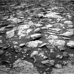 Nasa's Mars rover Curiosity acquired this image using its Left Navigation Camera on Sol 1439, at drive 1002, site number 57