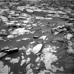 Nasa's Mars rover Curiosity acquired this image using its Right Navigation Camera on Sol 1439, at drive 774, site number 57