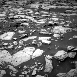 Nasa's Mars rover Curiosity acquired this image using its Right Navigation Camera on Sol 1439, at drive 786, site number 57