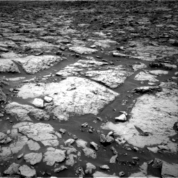 Nasa's Mars rover Curiosity acquired this image using its Right Navigation Camera on Sol 1439, at drive 828, site number 57