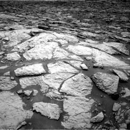 Nasa's Mars rover Curiosity acquired this image using its Right Navigation Camera on Sol 1439, at drive 852, site number 57