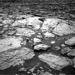 Nasa's Mars rover Curiosity acquired this image using its Right Navigation Camera on Sol 1439, at drive 882, site number 57
