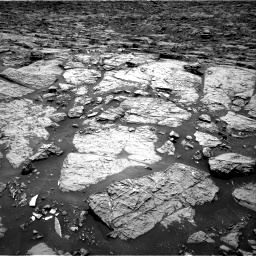 Nasa's Mars rover Curiosity acquired this image using its Right Navigation Camera on Sol 1439, at drive 888, site number 57