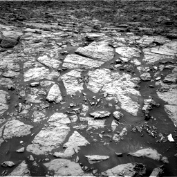 Nasa's Mars rover Curiosity acquired this image using its Right Navigation Camera on Sol 1439, at drive 900, site number 57