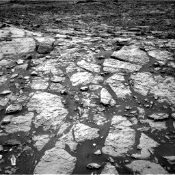 Nasa's Mars rover Curiosity acquired this image using its Right Navigation Camera on Sol 1439, at drive 906, site number 57