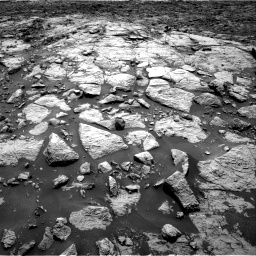 Nasa's Mars rover Curiosity acquired this image using its Right Navigation Camera on Sol 1439, at drive 930, site number 57