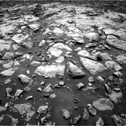 Nasa's Mars rover Curiosity acquired this image using its Right Navigation Camera on Sol 1439, at drive 936, site number 57
