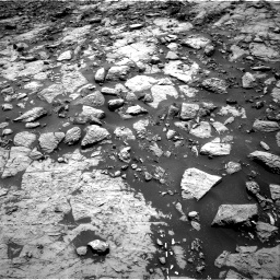 Nasa's Mars rover Curiosity acquired this image using its Right Navigation Camera on Sol 1439, at drive 948, site number 57