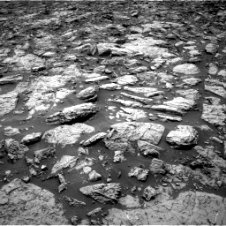 Nasa's Mars rover Curiosity acquired this image using its Right Navigation Camera on Sol 1439, at drive 1002, site number 57
