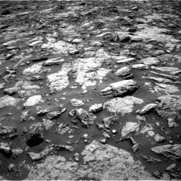 Nasa's Mars rover Curiosity acquired this image using its Right Navigation Camera on Sol 1439, at drive 1008, site number 57