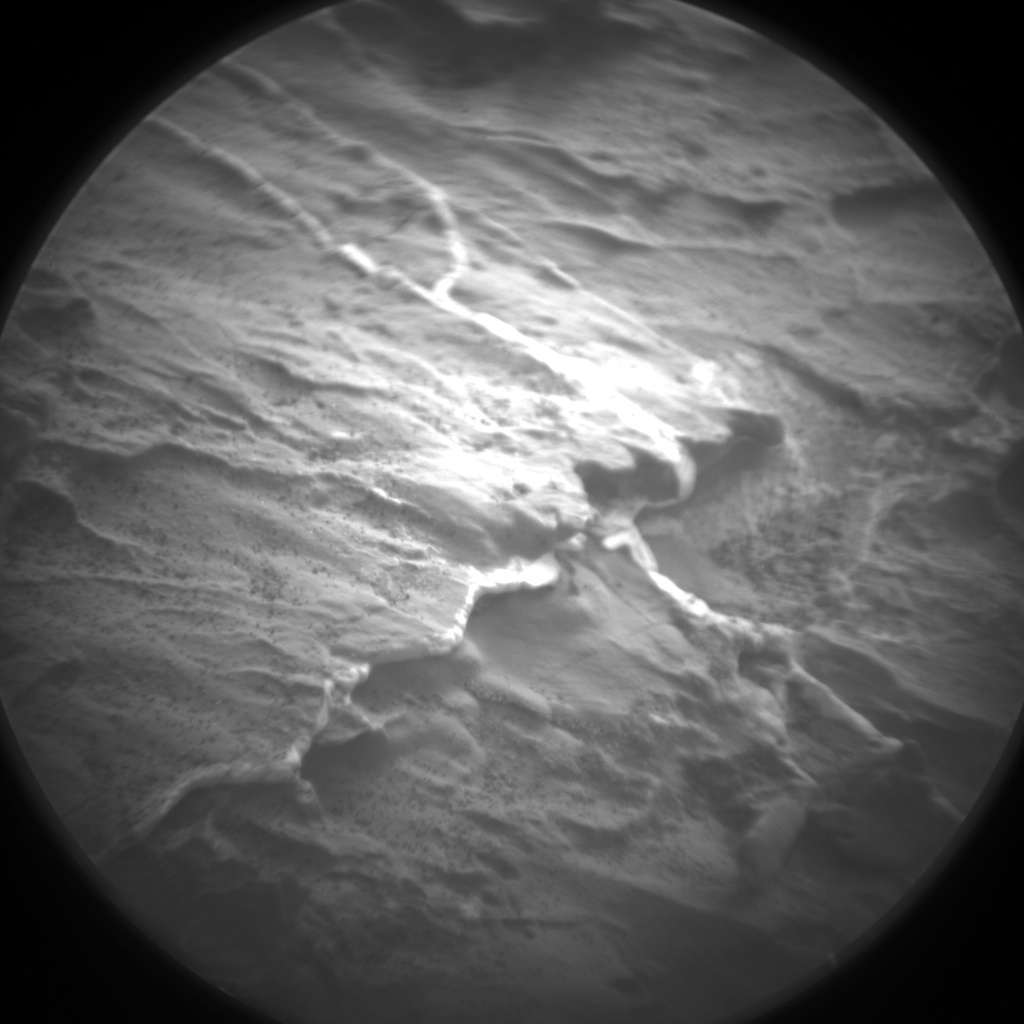 Nasa's Mars rover Curiosity acquired this image using its Chemistry & Camera (ChemCam) on Sol 1441, at drive 1020, site number 57