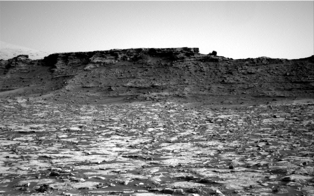 Nasa's Mars rover Curiosity acquired this image using its Right Navigation Camera on Sol 1441, at drive 1020, site number 57