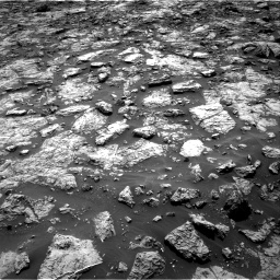 Nasa's Mars rover Curiosity acquired this image using its Right Navigation Camera on Sol 1446, at drive 1020, site number 57
