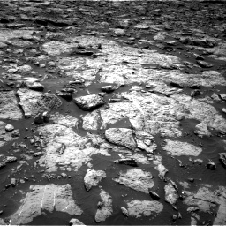Nasa's Mars rover Curiosity acquired this image using its Right Navigation Camera on Sol 1446, at drive 1116, site number 57