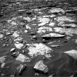 Nasa's Mars rover Curiosity acquired this image using its Right Navigation Camera on Sol 1446, at drive 1200, site number 57