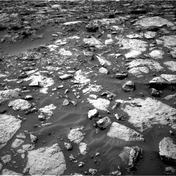 Nasa's Mars rover Curiosity acquired this image using its Right Navigation Camera on Sol 1446, at drive 1206, site number 57