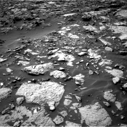 Nasa's Mars rover Curiosity acquired this image using its Right Navigation Camera on Sol 1446, at drive 1212, site number 57
