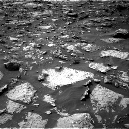 Nasa's Mars rover Curiosity acquired this image using its Right Navigation Camera on Sol 1446, at drive 1248, site number 57