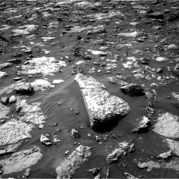 Nasa's Mars rover Curiosity acquired this image using its Right Navigation Camera on Sol 1446, at drive 1260, site number 57