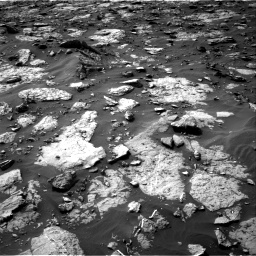 Nasa's Mars rover Curiosity acquired this image using its Right Navigation Camera on Sol 1446, at drive 1272, site number 57