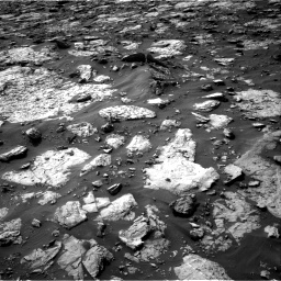 Nasa's Mars rover Curiosity acquired this image using its Right Navigation Camera on Sol 1446, at drive 1278, site number 57