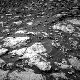 Nasa's Mars rover Curiosity acquired this image using its Right Navigation Camera on Sol 1446, at drive 1362, site number 57