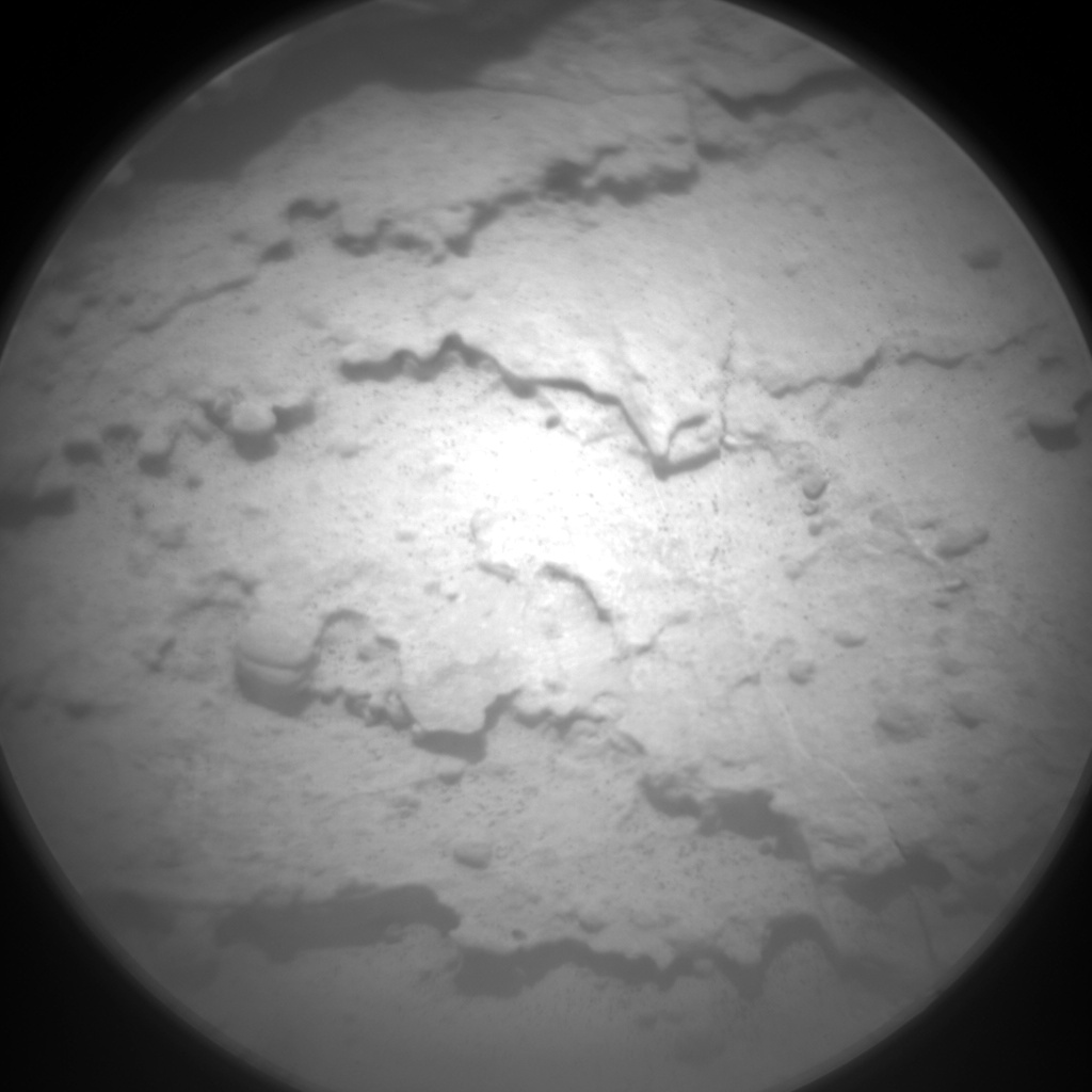 Nasa's Mars rover Curiosity acquired this image using its Chemistry & Camera (ChemCam) on Sol 1448, at drive 1392, site number 57