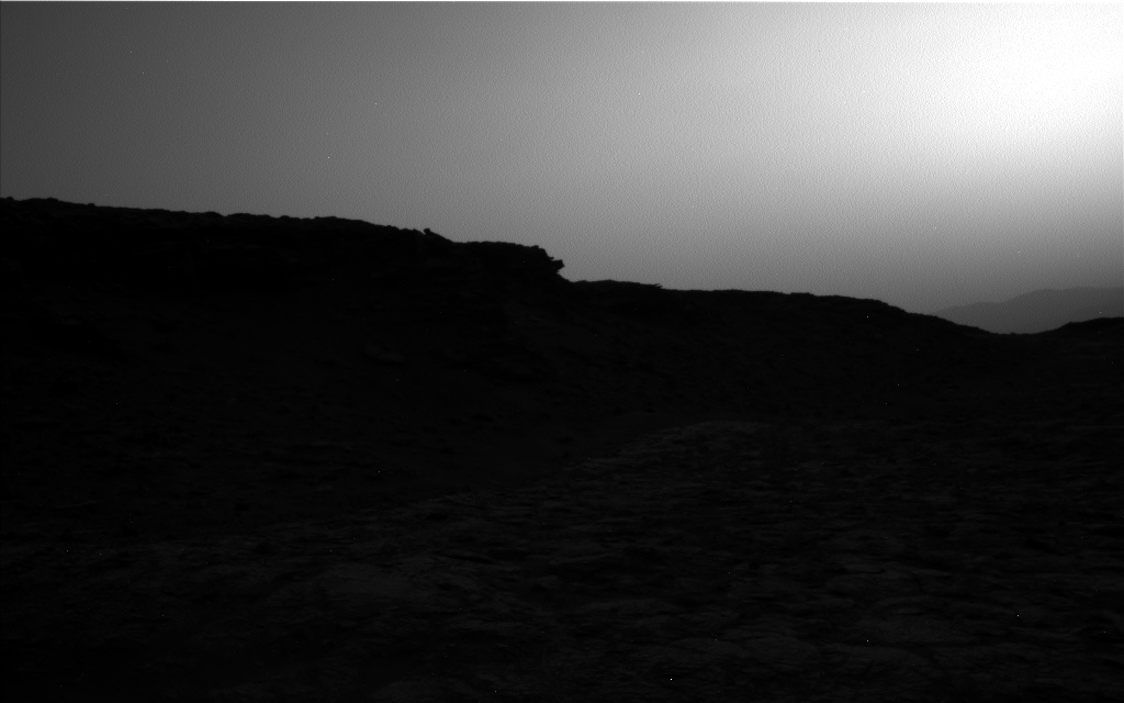 Nasa's Mars rover Curiosity acquired this image using its Left Navigation Camera on Sol 1448, at drive 1942, site number 57