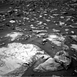 Nasa's Mars rover Curiosity acquired this image using its Right Navigation Camera on Sol 1448, at drive 1392, site number 57