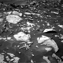 Nasa's Mars rover Curiosity acquired this image using its Right Navigation Camera on Sol 1448, at drive 1452, site number 57