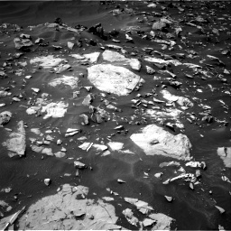 Nasa's Mars rover Curiosity acquired this image using its Right Navigation Camera on Sol 1448, at drive 1458, site number 57