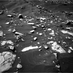 Nasa's Mars rover Curiosity acquired this image using its Right Navigation Camera on Sol 1448, at drive 1494, site number 57