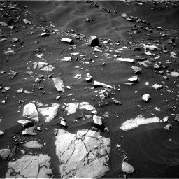 Nasa's Mars rover Curiosity acquired this image using its Right Navigation Camera on Sol 1448, at drive 1500, site number 57