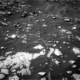 Nasa's Mars rover Curiosity acquired this image using its Right Navigation Camera on Sol 1448, at drive 1512, site number 57