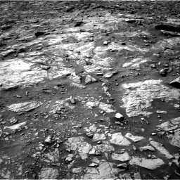 Nasa's Mars rover Curiosity acquired this image using its Right Navigation Camera on Sol 1448, at drive 1566, site number 57